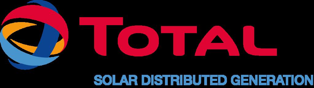 total solar logo