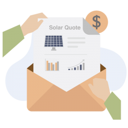 solar-ai-free-solar-quote-vector